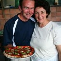 Making Homemade Pizza in Tuscany