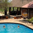 Tarangire Lodge pool