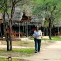 Tarangire lodge tents